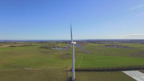 Renewable energy farm