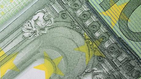 Reverse side of a five dollar bill