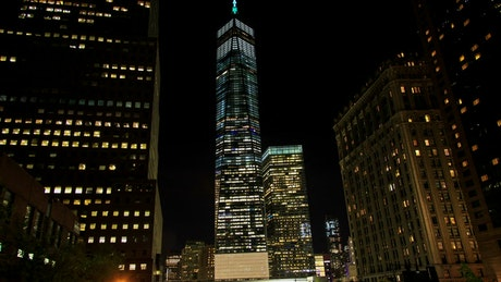 Room lights in New York