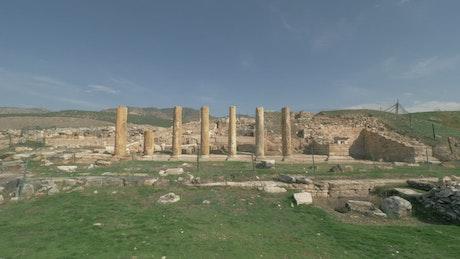 Ruins of Hierapolis City