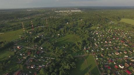Rural communities in Russia