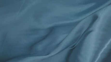 Soft blue wavy fabric texture