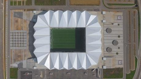 Stadium and sport complex