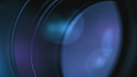 Studio camera focus
