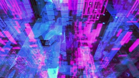 Symbolic digital world of artificial intelligence