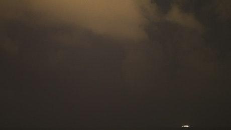 Thunderstorm timelapse