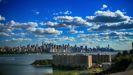 Timelapse of a New York day
