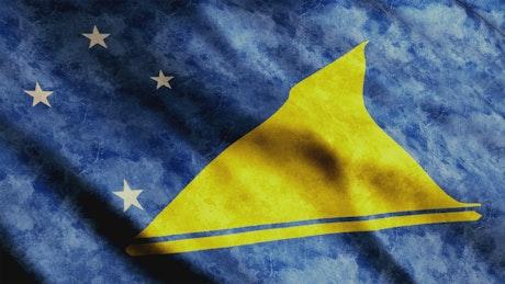 Tokelau flag, Archipelago