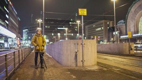 Traffic in Helsinki