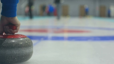 Training on ice