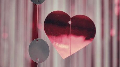 Valentine's Day Ornaments Concept Video