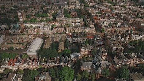 Volden Church in Amsterdam